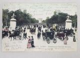 Elena Vacarescu, Carte Postala cu semnatura olografa