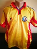 Tricou fotbal Romania. Numarul 6. Marimea XXL.