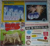 vinyl/vinil The Beatles 40 lei,Paul McCartney 35 lei,Wings 35 lei