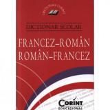 Dictionar scolar francez-roman, roman-francez 2015