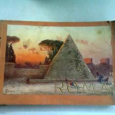 RICORDO DI ROMA - ALBUM FOTOGRAFII, SCULPTURA, PICTURA