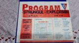 program    Strungul  Arad  -  Explormin  Deva