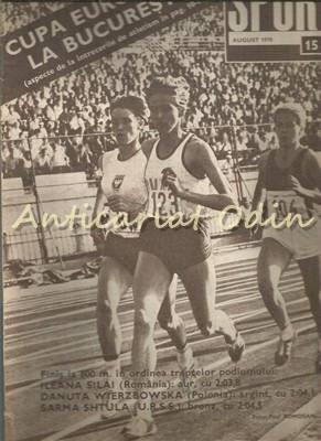 Sport Ilustrat. August 1970 - Nr.: 15 (278)