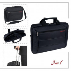 Geanta Laptop Borealy Business 3 in 1 foto