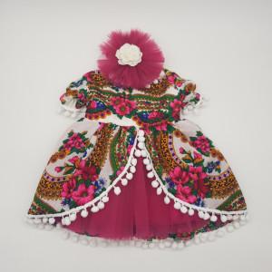 Rochita traditionala fetita Adela Maria 2
