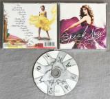 Cumpara ieftin Taylor Swift - Speak Now CD (2010), universal records