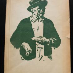 Marin Preda - Moromeții I (ediție princeps; ilustrații de Jules Perahim)