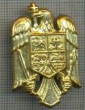 Y 1548 INSIGNA-MILITARA  -EMBLEMA COIFURA -PENTRU COLECTIONARI