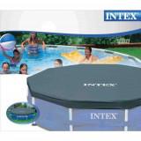 Prelata piscina Intex Easy, PVC, D 457 cm