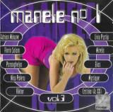 CD Manele N° 1 Vol.3, original