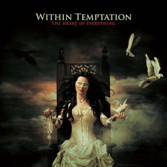 Within Temptation The Heart Of Everything (cd)