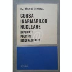 Cursa inarmarilor nucleare. Implicatii politice internationale