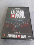Fabrica de Bani ( La Casa de Papel ) 16 DVD - Subtitrat in romana