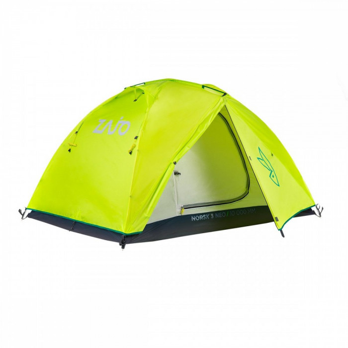 Cort Zajo Norsk 3 Neo Tent Acid Lime + Folie Fund Cort 4027200