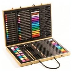 Marea cutie cu culori,Djeco