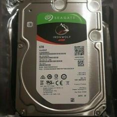 Hard Disk HDD Seagate Ironwolf 6TB ST6000VN0041 - defect, 1-1.9 TB, SATA 3, Western Digital