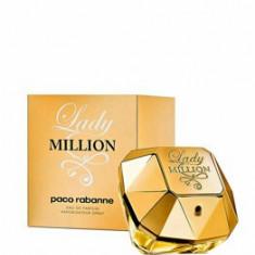 Apa de parfum Paco Rabanne Lady Million, 30 ml, pentru femei