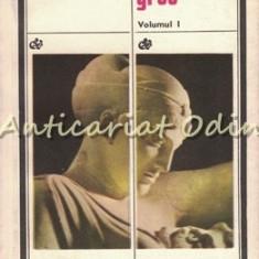 Romanul Grec I - Xenofon Din Efes, Efesiaca, Longos, Dafnius Si Cloe