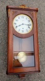 Pendula, ceas de perete Vedette Westminster cu sferturi