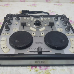 CONSOLA HERCULES DJ CONTROL MP3 PERFECT FUNCTIONALA