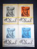 RADU THEODORU - VULTURUL 4 volume, seria integrala