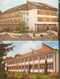 CPI B14010 CARTE POSTALA - BISTRITA NASAUD. PRUNDUL BARGAULUI, HOTEL HENIU LICEU