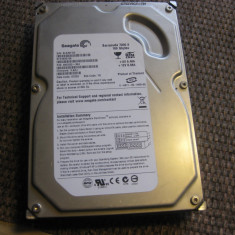 hdd 3.5''  IDE 160 GB SEAGATE  BARRACUDA 160 gb 7200 rot min , testat ST3160812A
