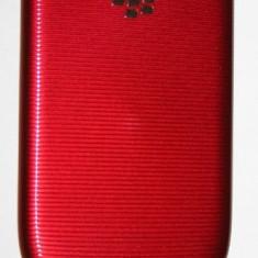 Capac Baterie  Blackberry Torch 9800  Rosu Original