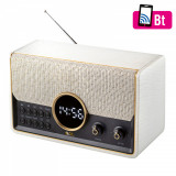 Cumpara ieftin Radio retro, MP3-BT, digital, Hi Fi, acumulator, Home