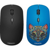 Mouse Canyon CND-CMSW400CT Wireless Black