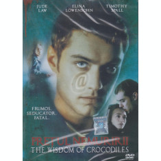 Pretul nemuririi (The Wisdom of Crocodiles) (DVD)