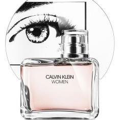 Calvin Klein Women Set (EDP 50ml + EDP 10ml) pentru Femei