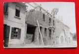 Oravita lot 3 carti postale foto casa in constructie