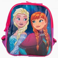 Ghiozdan cu 2 fete Frozen