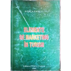 Elemente de marketing in turism