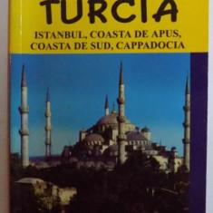 COLECTIA IN JURUL LUMII, TURCIA - ISTANBUL, COASTA DE APUS, COASTA DE SUD, CAPPADOCIA de TALAT AHMED , 2005