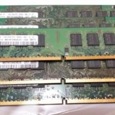 Memorii DDR2 1Gb PC2-5300U 555