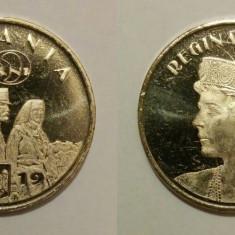 România - 50 bani - 2019 - Regina Maria - necirculată, din fisic (M0100)