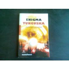 ENIGMA TUNGUSKA - ANTONIO LAS HERAS
