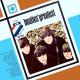 VINIL    The Beatles – Beatles' Greatest    VG