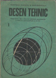 Desen tehnic. Manual clasa a 9a (1988)
