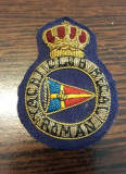 Insigna / insemn Yacht Club Regal Roman