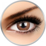 ZenVu Vogus Brown - lentile de contact colorate maro trimestriale - 90 purtari (2 lentile/cutie)
