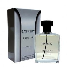 Apa de toaleta pentru barbati Empathy Esquire, 100 ml, Gri