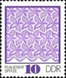 GERMANIA DDR 1974 SERIE  NESTAMPILATA. 4 VALORI
