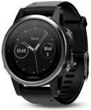 Ceas activity outdoor tracker Garmin Fenix 5S, GPS, HR (Negru)