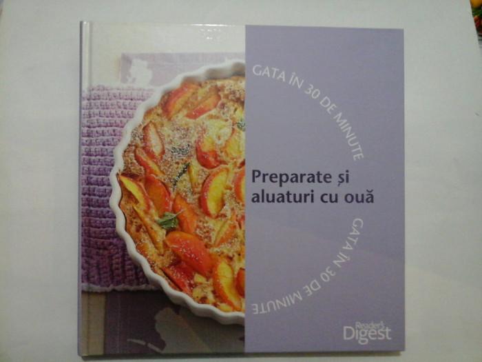 Preparate si aluaturi cu oua - Reader's Digest