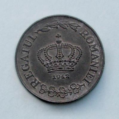 ROMANIA - 20 Lei 1942 foto
