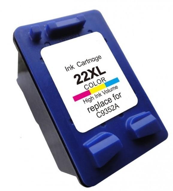 Cartus color HP 22XL C9352-A