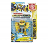 Transformers - Figurina Cyberverse Warrior Bumblebee